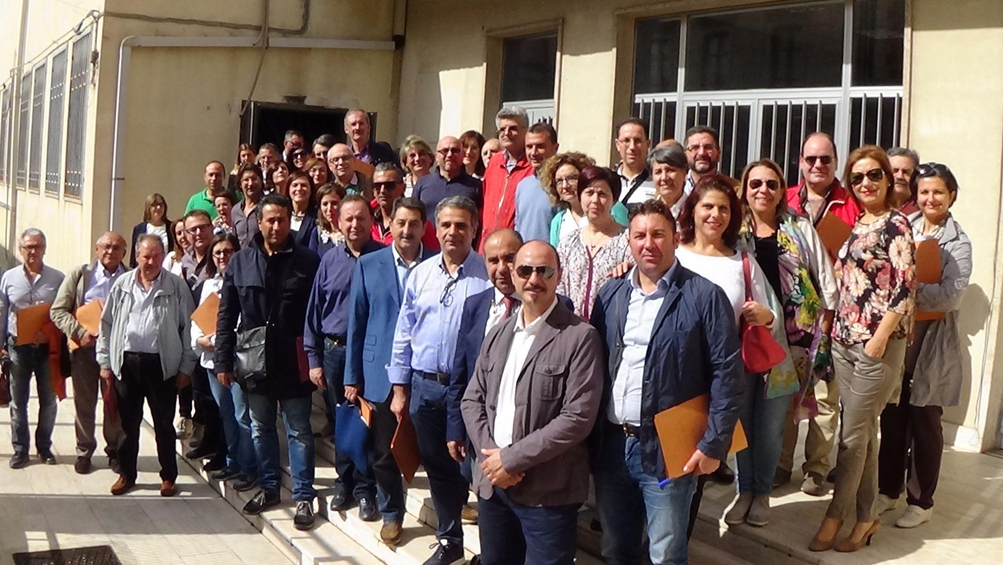 formazione team di verifica progetto global trigger tool - Sicilia Orientale